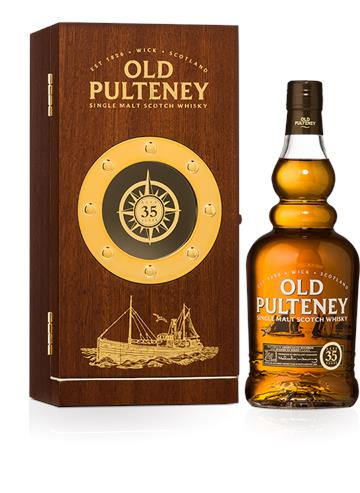 Old Pulteney 35 Years Old