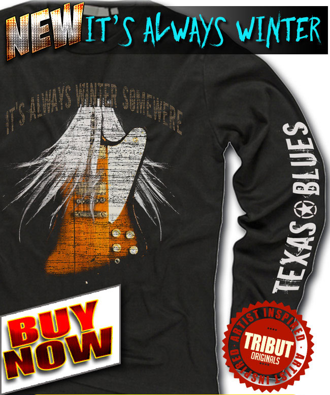 Click Here to Shop our Its Always Winter Tee!