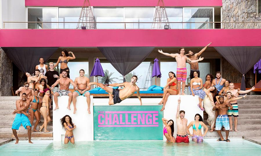 The cast of The Challenge Season 25 (2011).