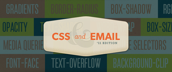2011 CSS & Email Guide